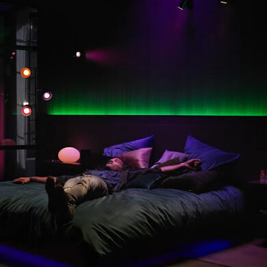 Philips Hue unveils new smart lighting products and Spotify integration