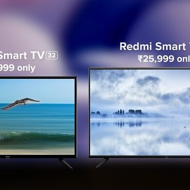 Xiaomi launches two affordable smart TVs in India with Android TV 11, Dolby Audio, and dual-band Wi-Fi