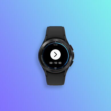 PPT Controller for the Galaxy Watch 4 lets you control slideshows from your smartwatch