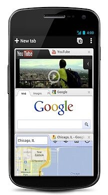 Chrome is coming to Android 2012