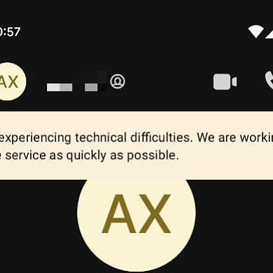 [Update: Back online] It's not just you, Signal is down for many users around the world