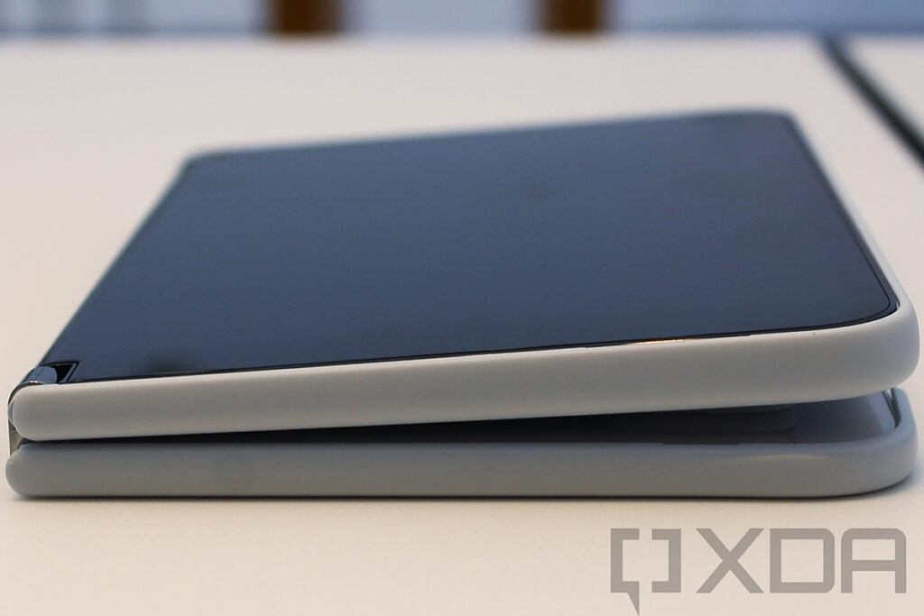 Surface Duo 2 open 360 degrees