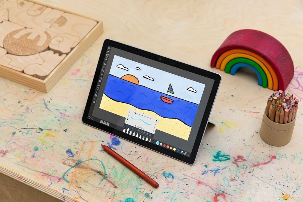 Surface Go 3 - Creating