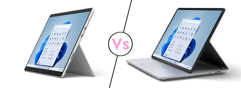 Surface Pro 8 vs Surface Laptop Studio: Which one is right for you?