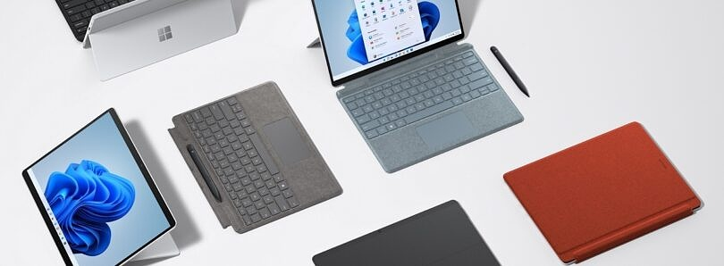 Microsoft introduces a faster Surface Go 3, Wi-Fi-only Pro X, and more
