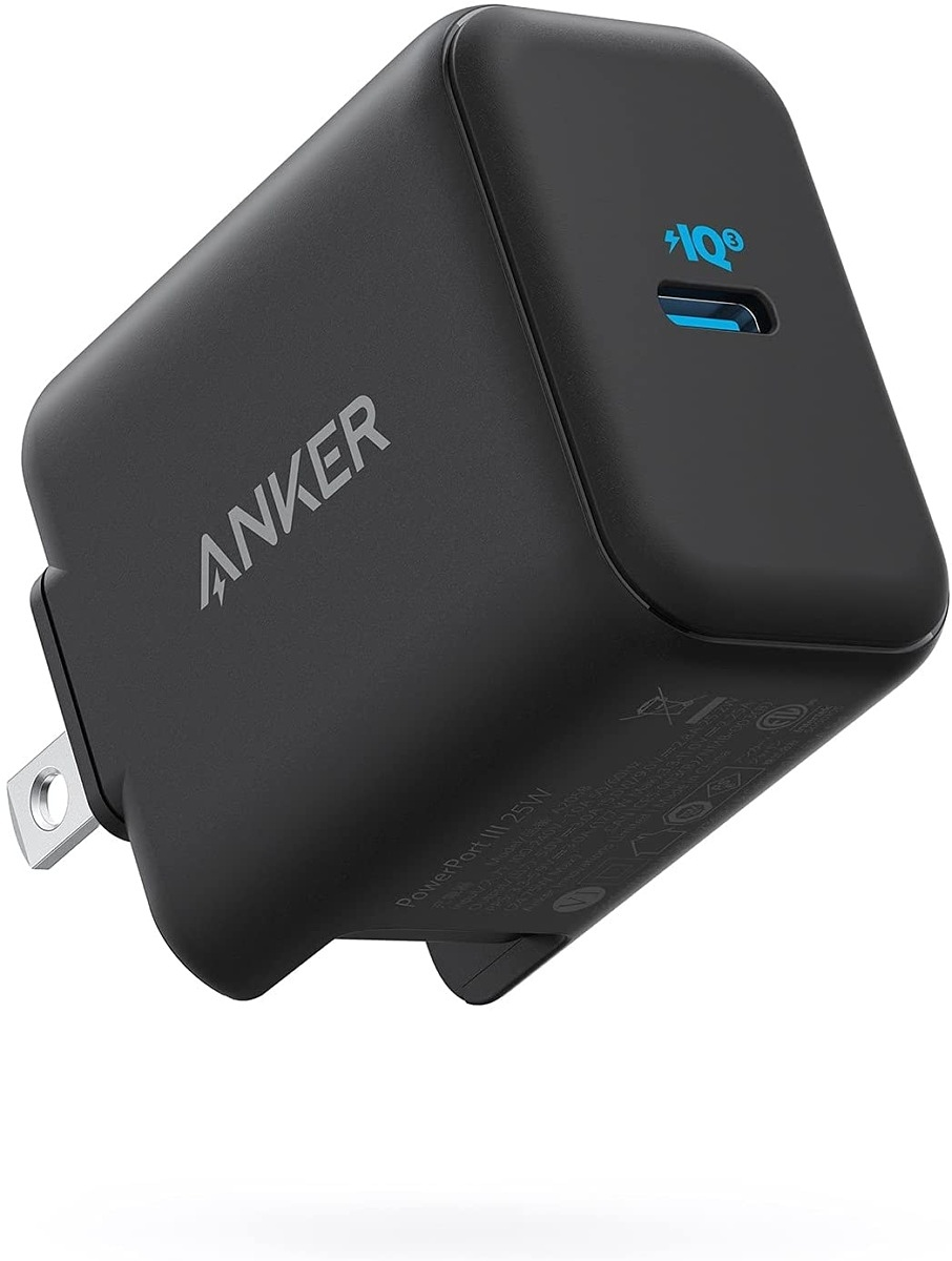 Anker 25W Charger
