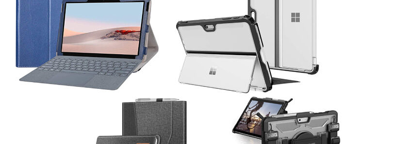 These are the Best Cases for the Surface Go 3