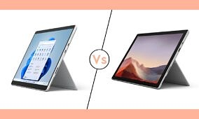 Surface Pro 8 vs Surface Pro 7: How much better is the new tablet?