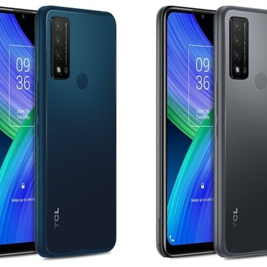 The TCL 20 R is a new dirt cheap 5G phone available in Europe