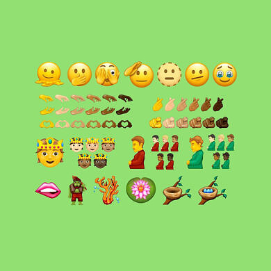 Here are all the new emoji coming to your phone with Unicode 14.0