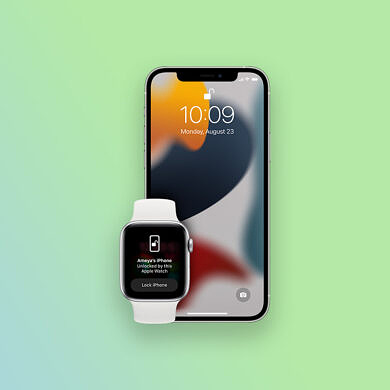 """iOS 15.1 beta 2 fixes iPhone 13 bug preventing masked users from using """"Unlock with Apple Watch"""""""