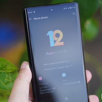Here's when Vivo will roll out its Android 12-based Funtouch OS beta