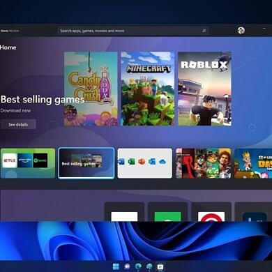 Windows 11 deep dive: Checking out the new Microsoft Store