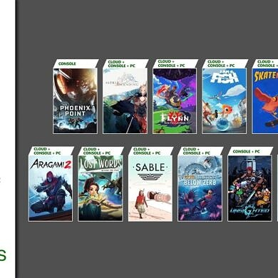 Here are more games coming to Xbox Game Pass in September 2021
