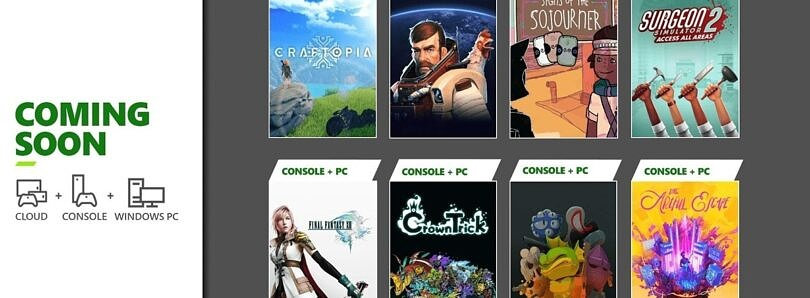 Here are the games coming to Xbox Game Pass in September 2021