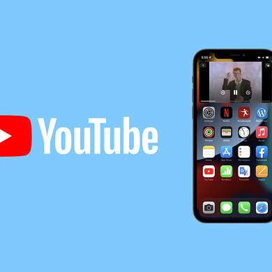 How to use YouTube in Picture-in-Picture (PiP) mode on iOS with YouTube Premium