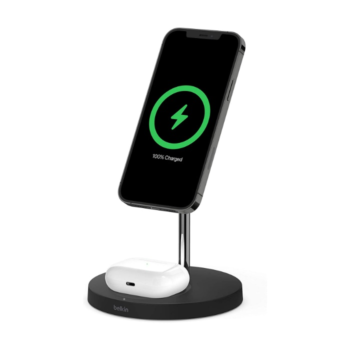 Belkin MagSage 2-in-1 Charger