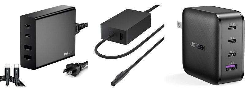 These are the best chargers for the Surface Pro X: Microsoft, Nekteck, and more!