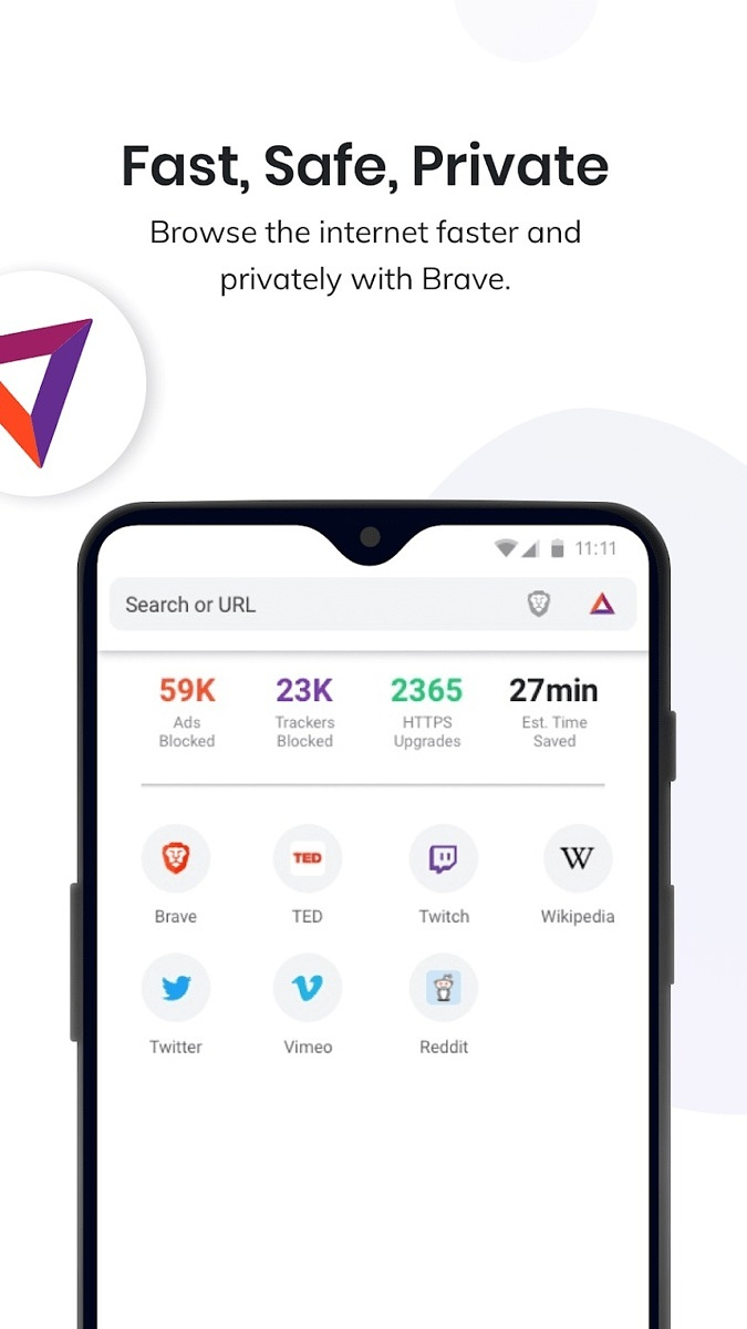 Brave Web Browser for Android