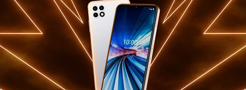 Boost Mobile is offering a year of free service if you buy their new Celero5G phone