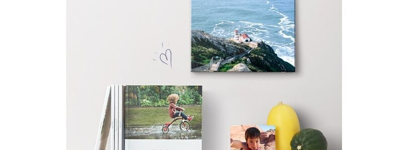 Google Photos adds new delivery options and larger print sizes