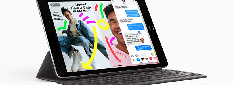 What colors does the new iPad 9th Gen come in?