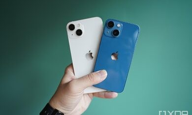 Hands on with the Apple iPhone 13 & 13 Mini: Not as pro, but still great value