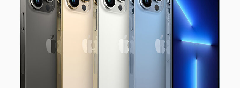 The iPhone 13 lineup offers significant battery life improvements