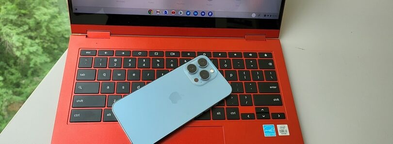 How to use an iPhone with your Chromebook: Tips and Tricks