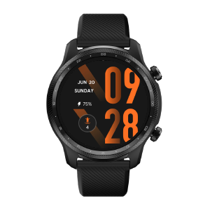 Render of the TicWatch Pro 3 Ultra from Mobvoi