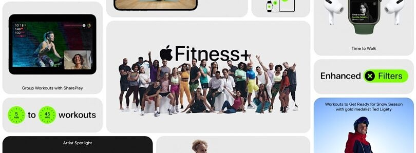 Apple Fitness+ makes its way to 15 more countries