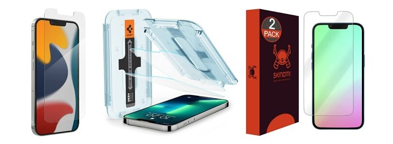 These are the Best Screen Protectors for the iPhone 13 and iPhone 13 Pro