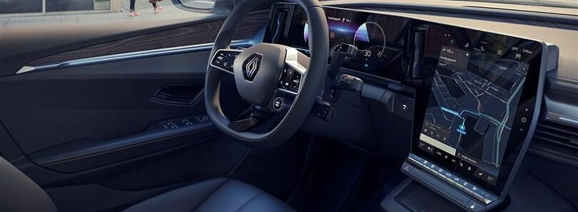 Renault's new electric car has Android Automotive and Qualcomm hardware