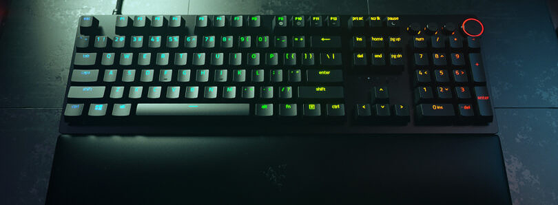 Razer launches the Huntsman V2 keyboard with an 8000Hz polling rate