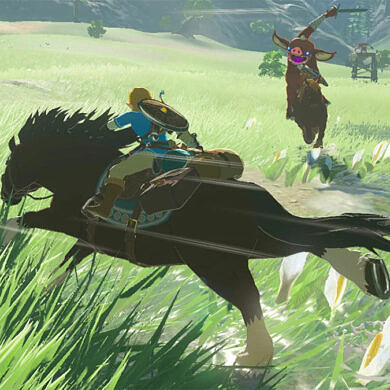 The Legend of Zelda: Breath of the Wild is just $42 right now ($18 off)