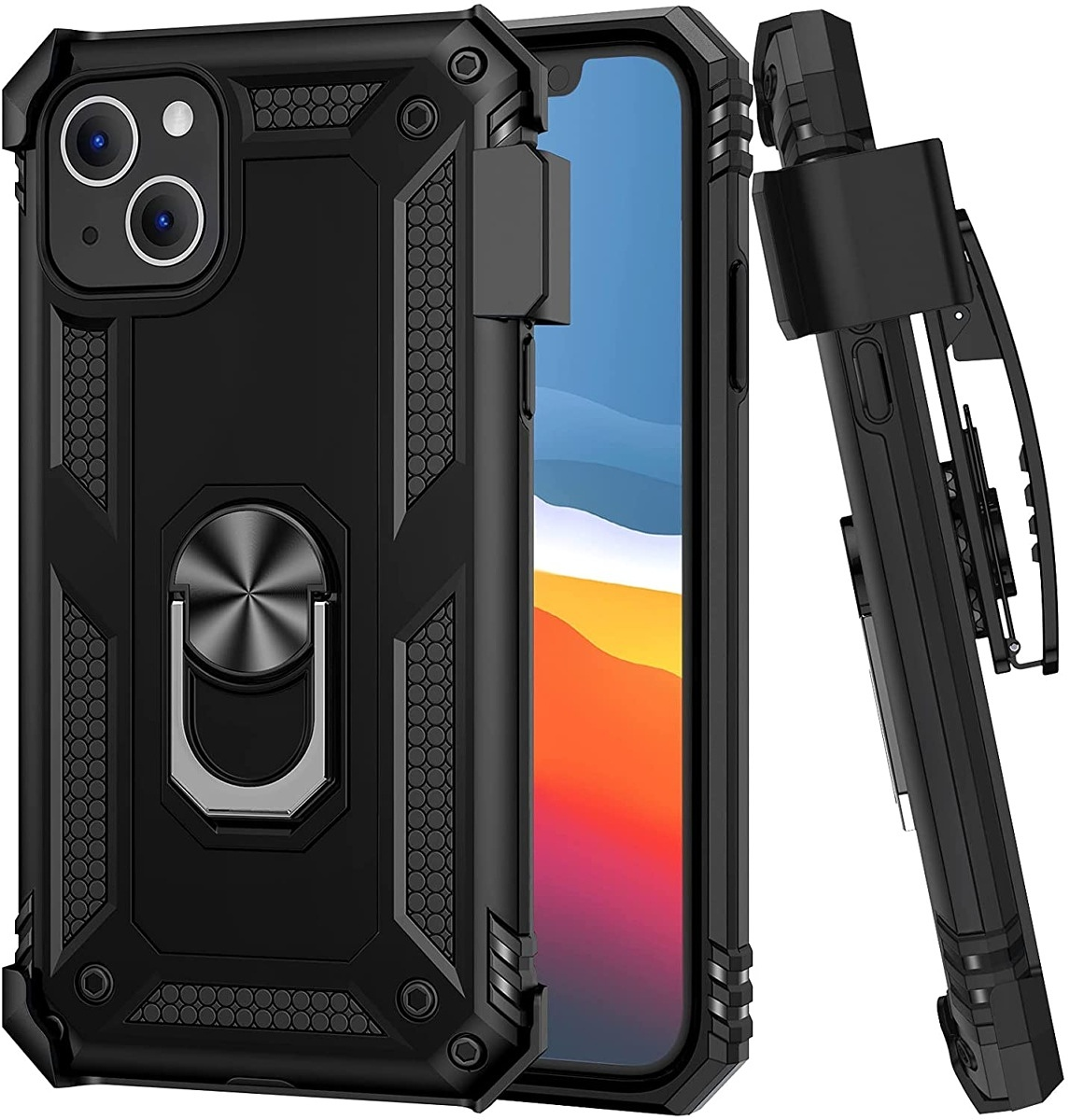 Ruky Case with Kickstand