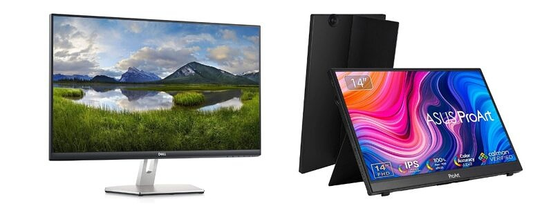 These are the best monitors to use with the Surface Pro X: Asus, LG, Dell, and more!