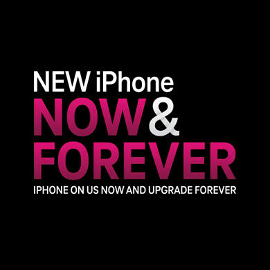 T-Mobile's Forever Upgrade promo helps you save a ton of money on a new iPhone
