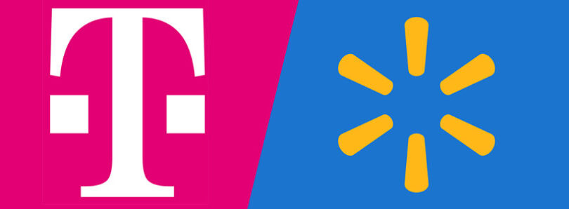 Walmart will offer T-Mobile and Metro by T-Mobile phones and plans