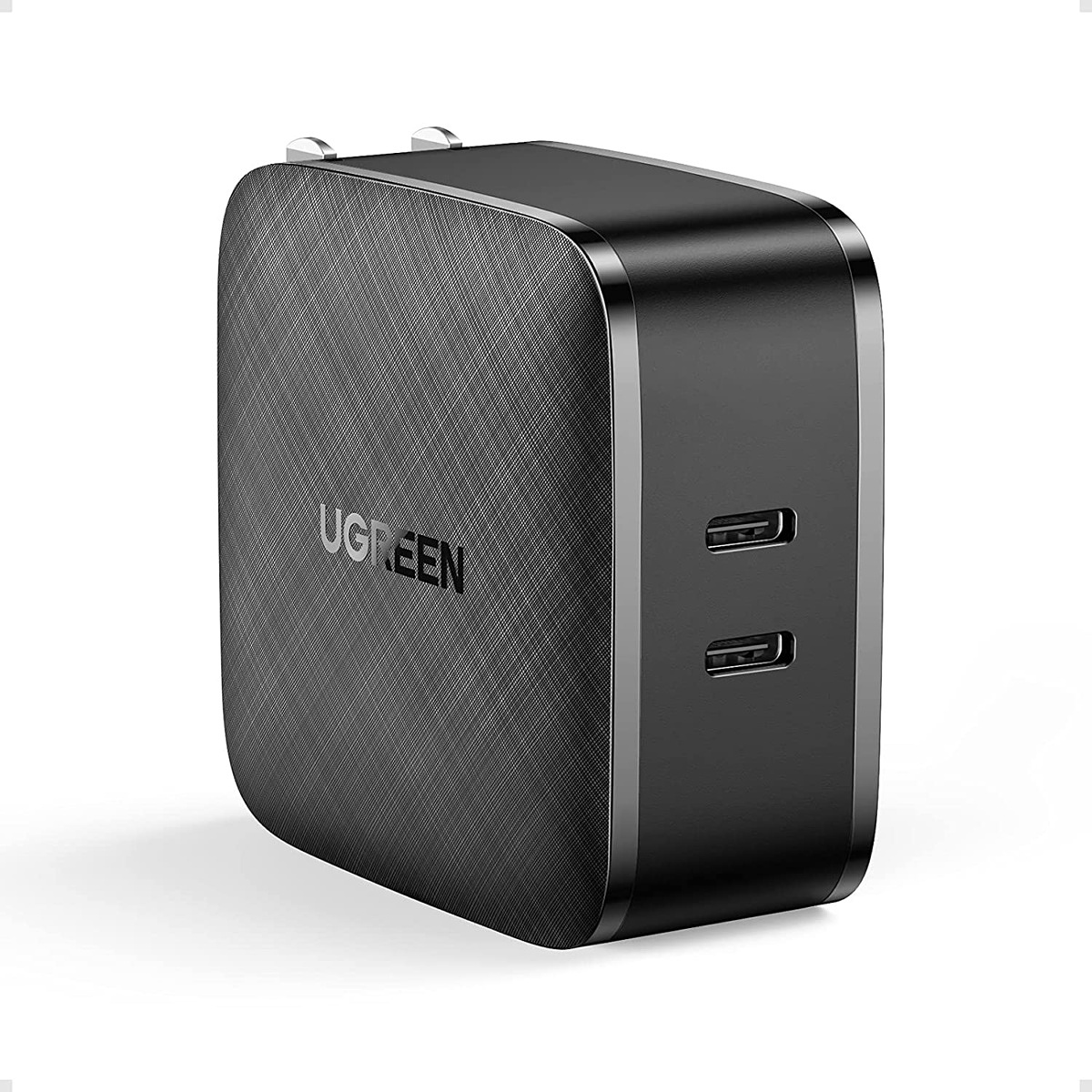 Ugreen Dual Port PD fast charger