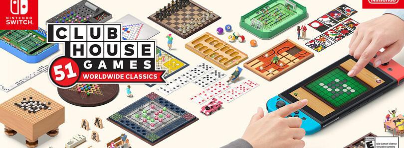Clubhouse Games: 51 Worldwide Classics now on sale for just $33 ($7 off)
