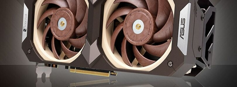 ASUS partners with Noctua to make the coolest RTX 3070 GPU for enthusiast builds