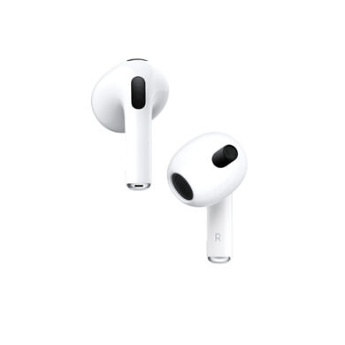 Apple's new AirPods 3 have an AirPods Pro-like design, Spatial audio and cost $179