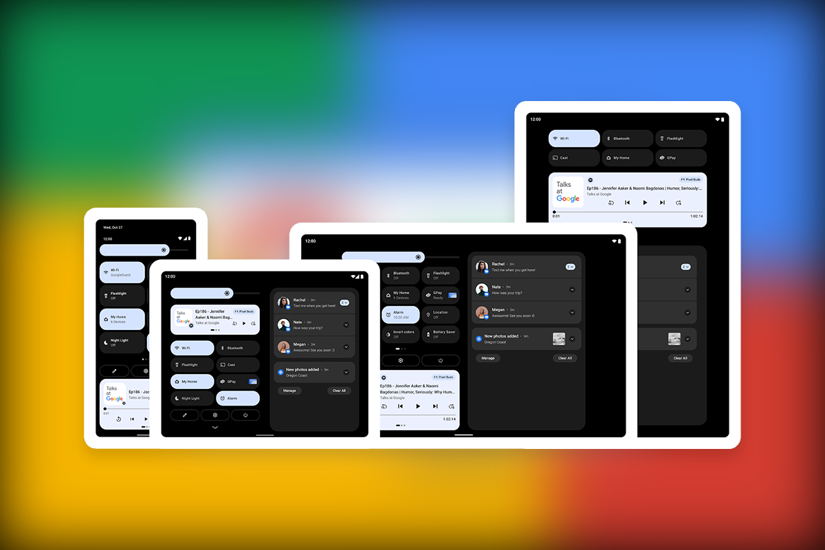 Android 12L is Google's latest attempt to optimize Android for tablets, foldables, and Chrome OS devices