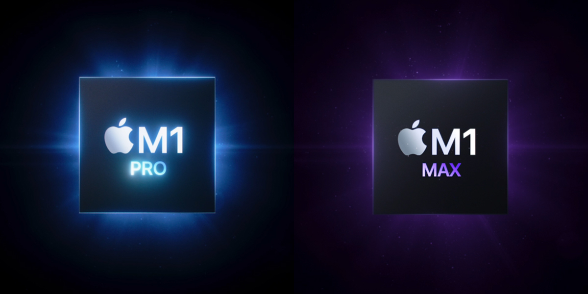 Apple announces M1 Pro & M1 Max, two new custom-built silicon to power the next generation of Macs