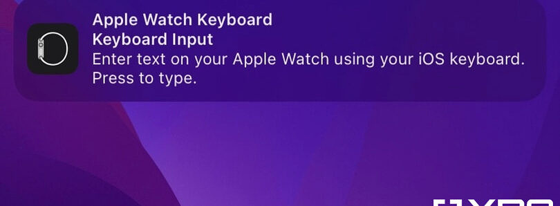 iOS 15.1 Beta allows users to get rid of annoying Apple Watch and Apple TV keyboard notifications again