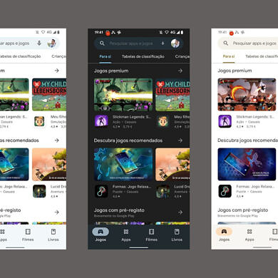 Google Play Store gets Material You dynamic colors on Android 12