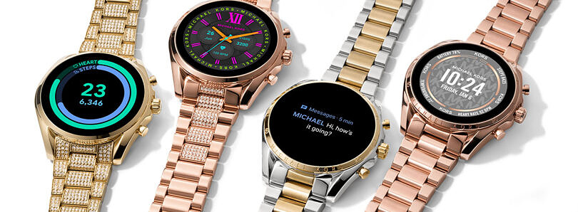 Michael Kors Access Gen 6 smartwatches with Snapdragon Wear 4100+ go on sale in India