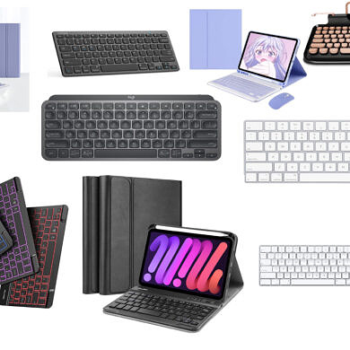 These are the Best iPad Mini 6 Keyboards and Keyboard Cases: Apple, Logitech, and more!