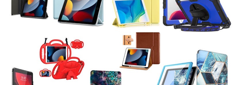 These are the Best Cases for the new iPad 9th Gen: ESR, Supcase, iBlason, and more!
